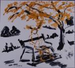 Di Taman (In the Garden) II, 2012