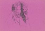 Dobbel potret III, Jogjakarta, penn, 2001