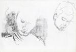 Dobbel potret IV, Jogjakarta, penn, 2001