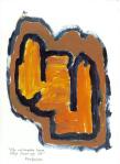 Når velstanden kjem, olje på papir, 1999