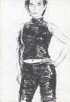 Perempuan dari Jogja (jente frå Jogja) II, Jogjakarta, penn, 2001