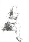 Perempuan dari Jogja (jente frå Jogja) V, Jogjakarta, penn, 2001