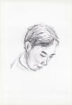 Potret II, Jogjakarta, penn, 2001