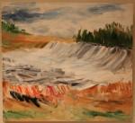 Sandlagune - olje - 2002-008