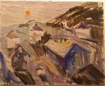 Vinterbleik - olje - 1992-017