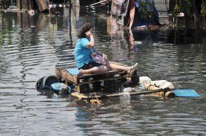 Flooding in Jakarta, Jan.2013_2017372_free