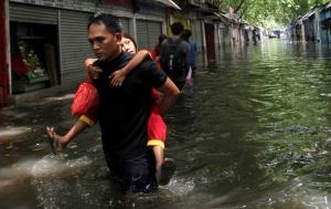 Flooding in Jakarta, Jan.2013_2017522_free
