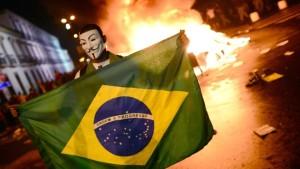 Store protestar i Brasil, 17. juni 2013