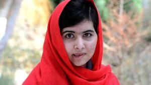 Malala Yousafzai, 16 år, 12. juli 2013