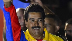 Nicolás Maduro, president i Venezuela