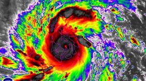 Tyfonen Haiyan, fredag 8. nov. 2013, Filippinane
