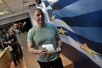 Greek finance minister Yanis Varoufakis4928