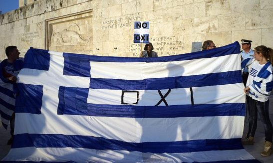 Greek_crisis-GREEKS SHOULD EMBRACE A EURO EXIT