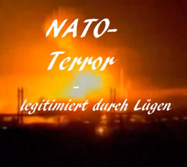 NATO Terror-legitimiert durch lügen