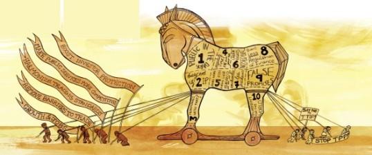 TTIP - Troian horse