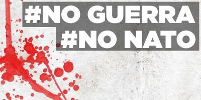 No Guerra - No Nato