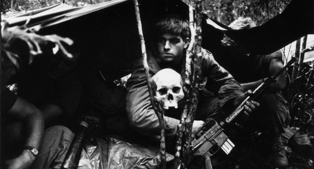 US war machine in Vietnam
