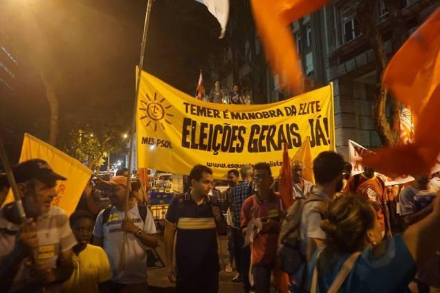Brazilian protest, Mai 2016
