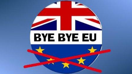 Brexit - Bye Bye EU